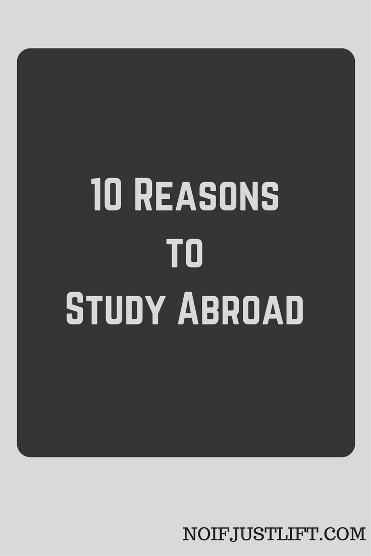 essays about why i want to study abroad Essay why i want to study abroad, english literature and creative writing uk, how to do your homework without throwing up full movie.