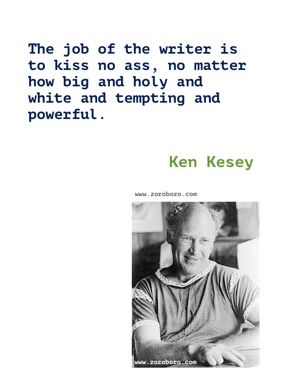 Ken Kesey Quotes. Ken Kesey One Flew Over the Cuckoo's Nest Book Quotes, Ken Kesey Writing, Ken Kesey Books Quotes,inspirational,motivational,hindi
