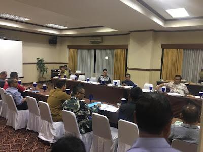 Komisi I Setujui Kenaikan Anggaran Humas Rp 2 Miliar