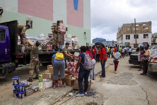 Jefe de Estado de Dominica pide apoyo por paso de huracán María