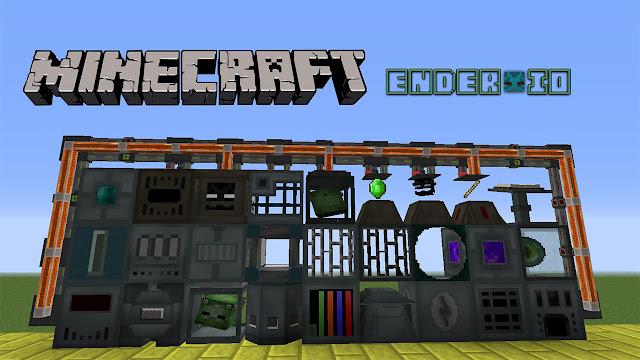 EnderIO Mod 1.10.2