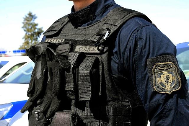 Μηνιαία δραστηριότητα Αστυνομικών Υπηρεσιών της Γενικής Περιφερειακής Αστυνομικής Διεύθυνσης Στερεάς Ελλάδας