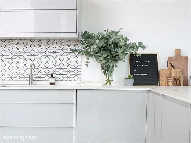 ديكورات مطابخ صغيرة 5   Small kitchen Decors 5