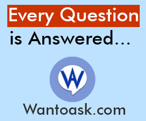 Wantoask - Question Answer website