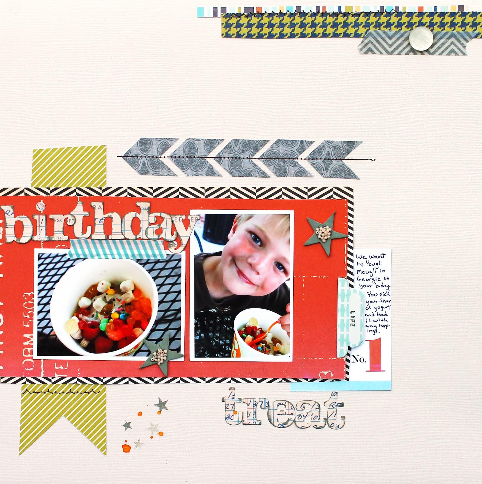 mylittleblessings birthday treat