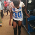 This Young Lady Was Rescued From Ritualists In Delta State