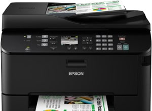 Epson WorkForce Pro WP-4535 Driver