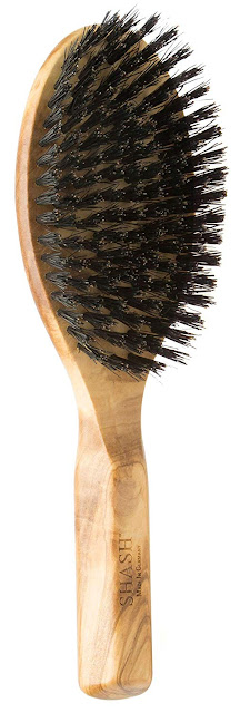 Shash Everyday Boar Bristle Hair Brush
