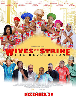 """Wives on Strike: The Revolution"" gets additional exquisite touch of humour as Toyin Abraham, Odunlade Adekola, Sola Sobowale, join The Cast"