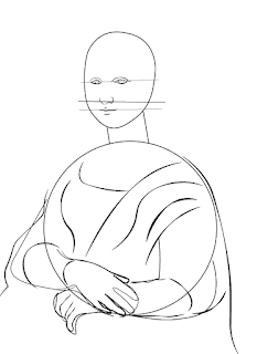 Step 7 - Mona lisa
