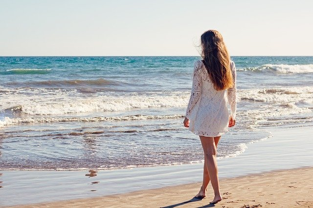 Manfaat Berlibur di Pantai