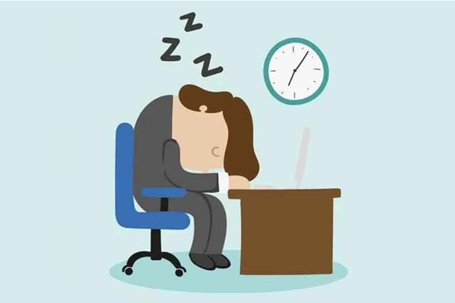 Produktivitas Akan Menurun Kamu Akan Mudah Lelah