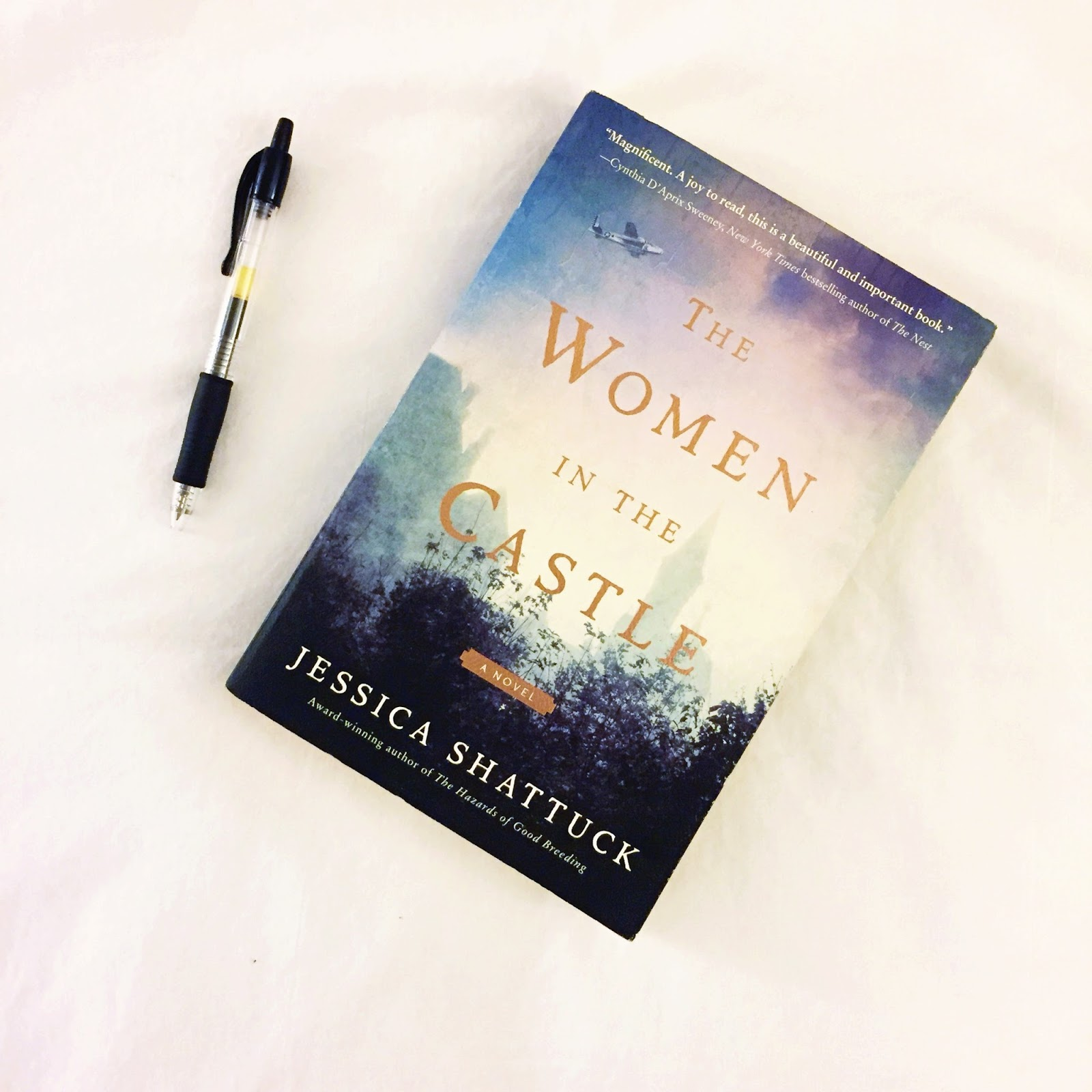 Book review of The Women in the Castle by Jessica Shattuck | kathleenhelen