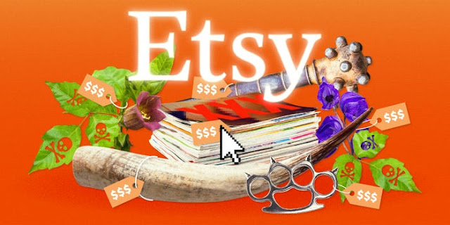 Sell your handicrafts on Etsy
