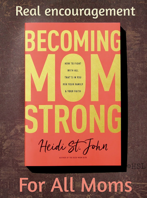 Heidi St. John, mom books,Christian parenting, Tyndale publishing