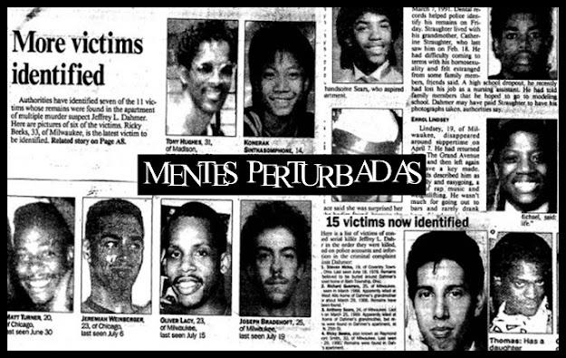 Arquivos do FBI sobre Jeffrey Dahmer e seus crimes
