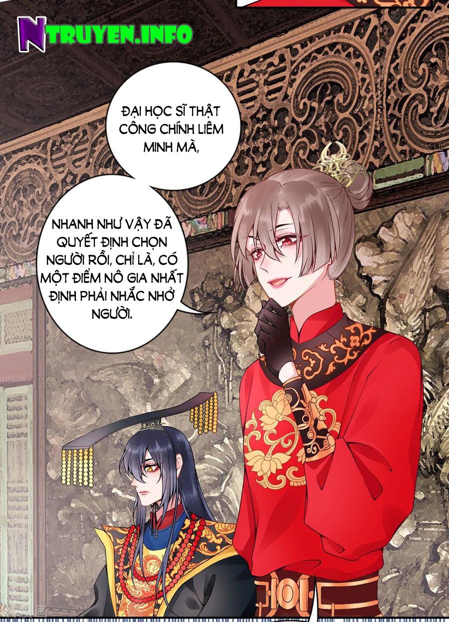 Hoàng phi 9000 tuổi chap 68 - Trang 23