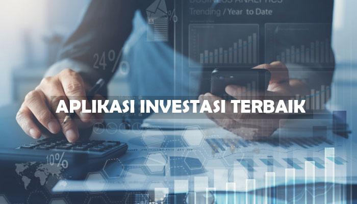 Aplikasi Investasi Terbaik di Indonesia