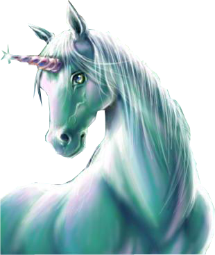 render unicornio
