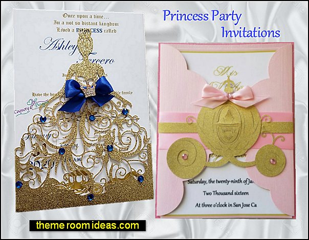 cinderella party invitations princess party cinderella invitations