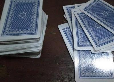 ukuran kartu remi