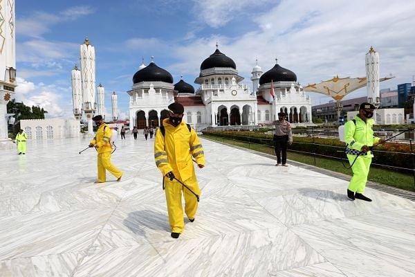 Aceh Kembali Waspada Terhadap Corona Varian Alfa, Dua Warga Sumatera Utara Sudah Terinfeksi