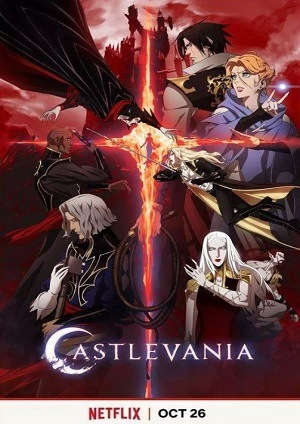 Castlevania - 2ª Temporada Desenhos Torrent Download capa