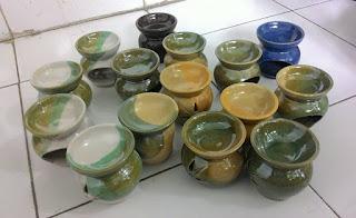tungku ceramic aromaterapi
