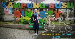 4 Objek Wisata Edukasi di Jawa Timur