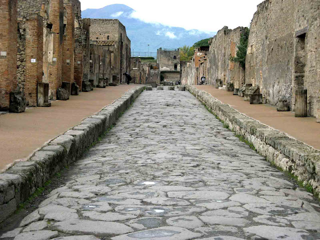 Keajaban Pompeii yang Tersembunyi