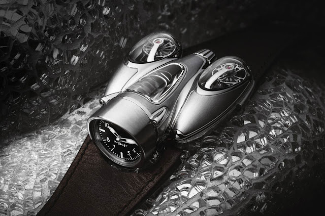 MB&F Horological Machine N°9 'Flow', Air Edition