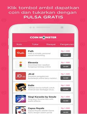 Pulsa Gratis Online 3