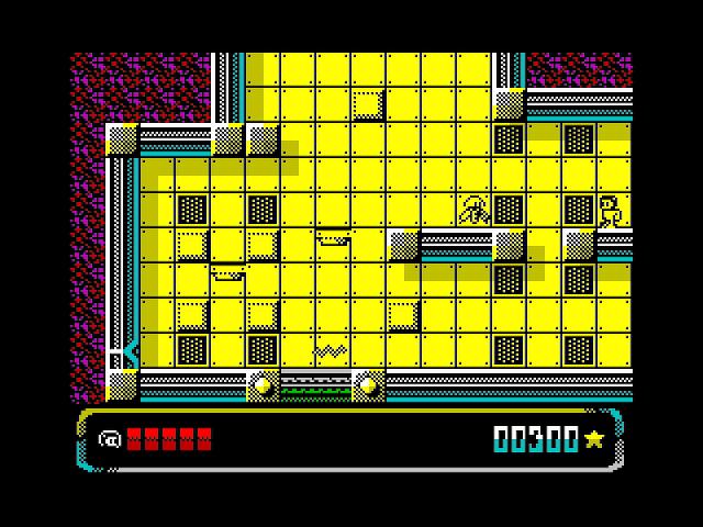 Castaway, un nuevo juego para ZX Spectrum en preparación