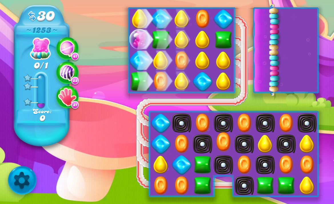 Candy Crush Soda Saga level 1253