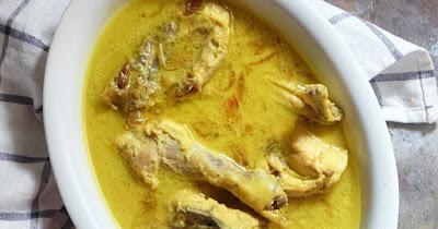 Resep Kuah Masakan Opor Ayam Special Angkringan Sederhana