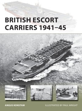 British Escort Carriers 1941–45