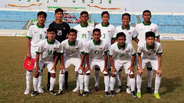 Indonesia Harus Menelan Kekalahan Tipis dari Thailand 0-1