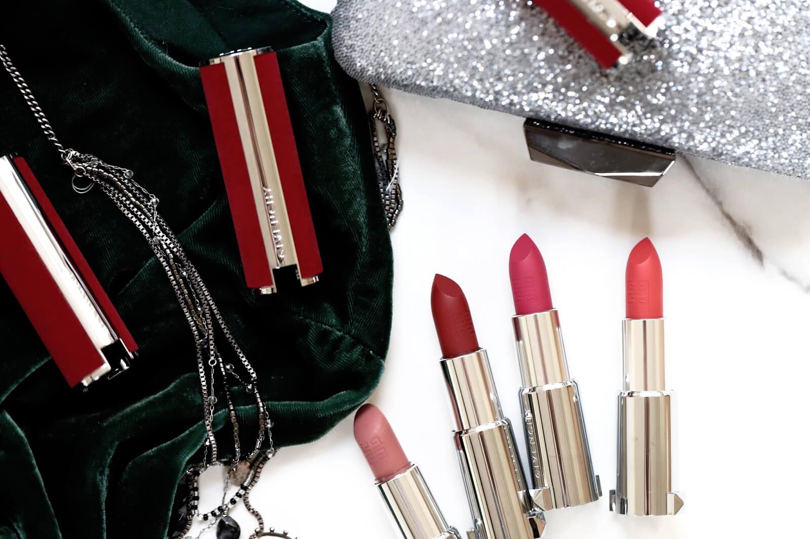 Givenchy Le Rouge Deep Velvet Avis