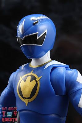 Power Rangers Lightning Collection Dino Thunder Blue Ranger 01
