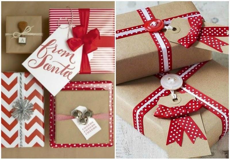 Decora tus regalos de navidad desde mi interior for Adornos navidenos para regalar