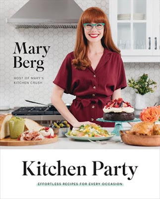 Kitchen party livre Mary Berg