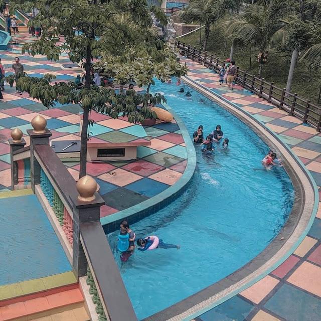 Waterpark Terbesar di Purwakarta