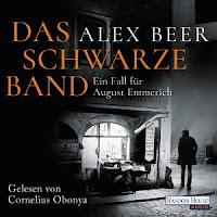 Das schwarze Band - Alex Beer (Hörbuch)
