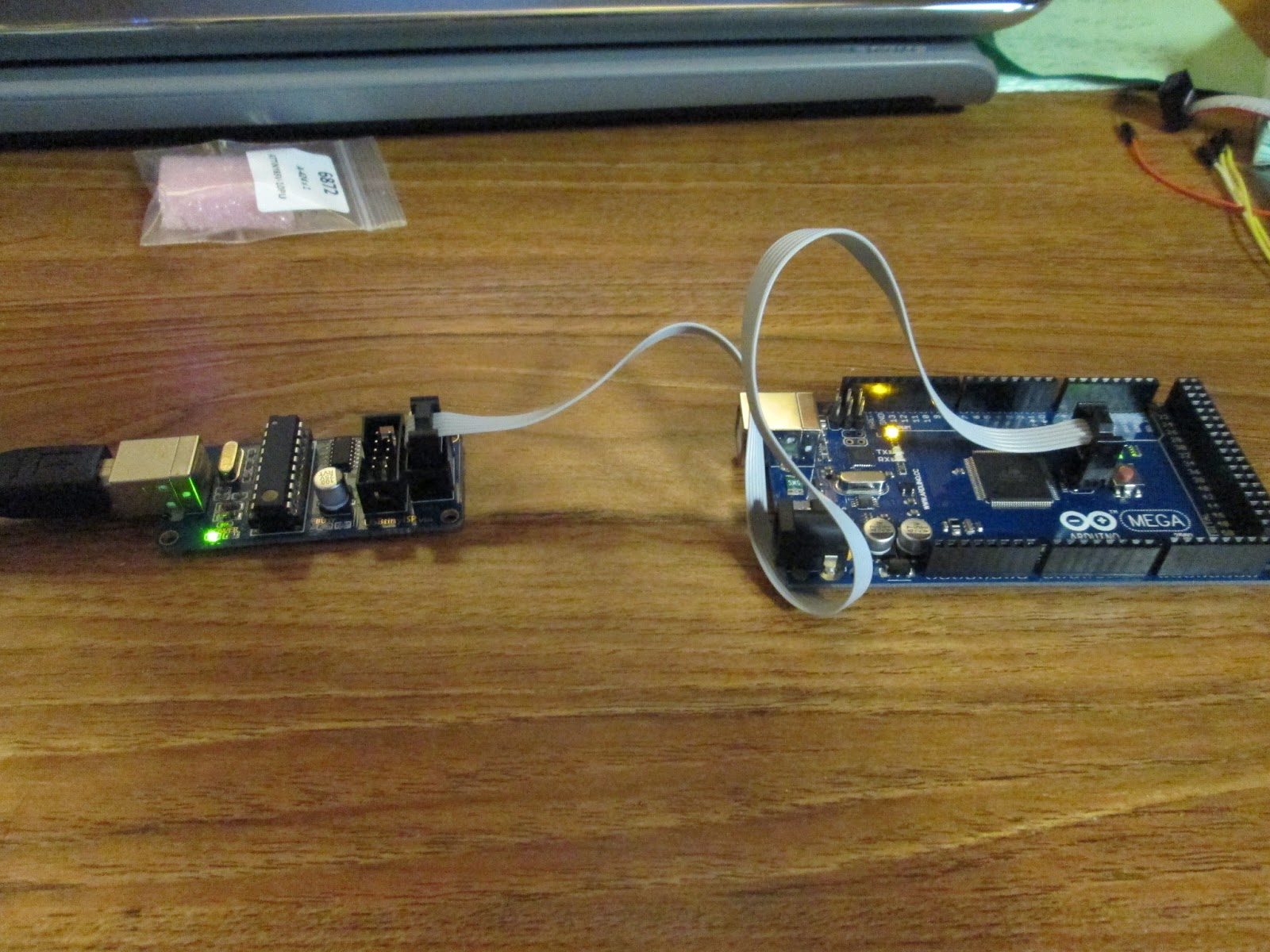Projects from Tech: Burn Bootloader to Arduino Mega 2560 rev3