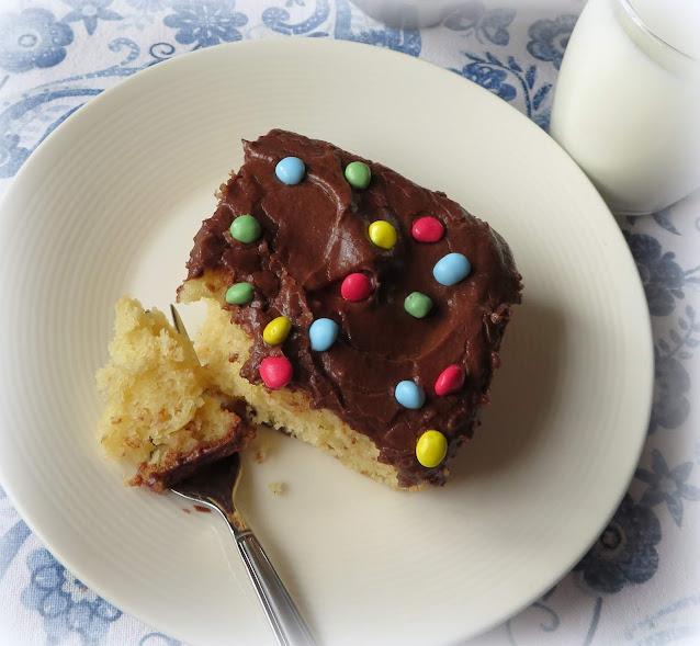 Grandmother's Buttermilk Cake