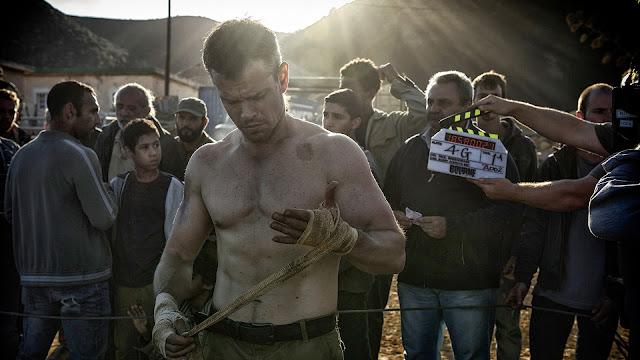 Avance exclusivo de 'Jason Bourne' con Matt Damon