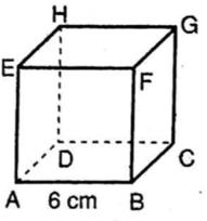 Garis-garis yang bersilangan pada kubus ABCD.EFGH adalah ...
