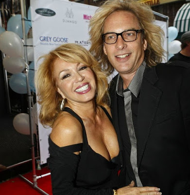 Adam Curry with his ex-wife Patricia Paay
