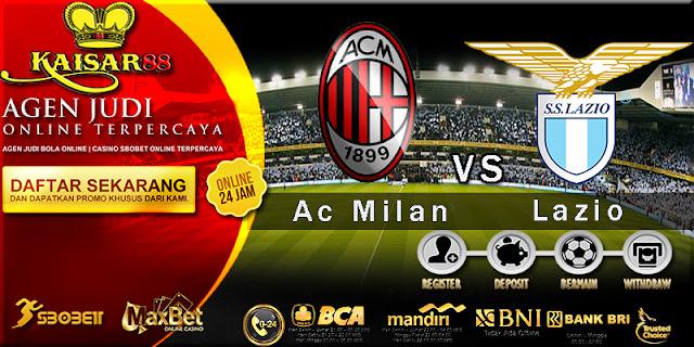 Prediksi Bola Jitu Ac Milan vs Lazio 29 Januari 2018