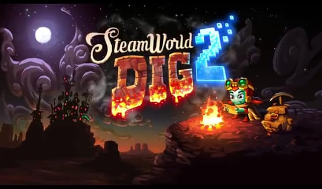 Release date for SteamWorld Dig 2 for PC declared